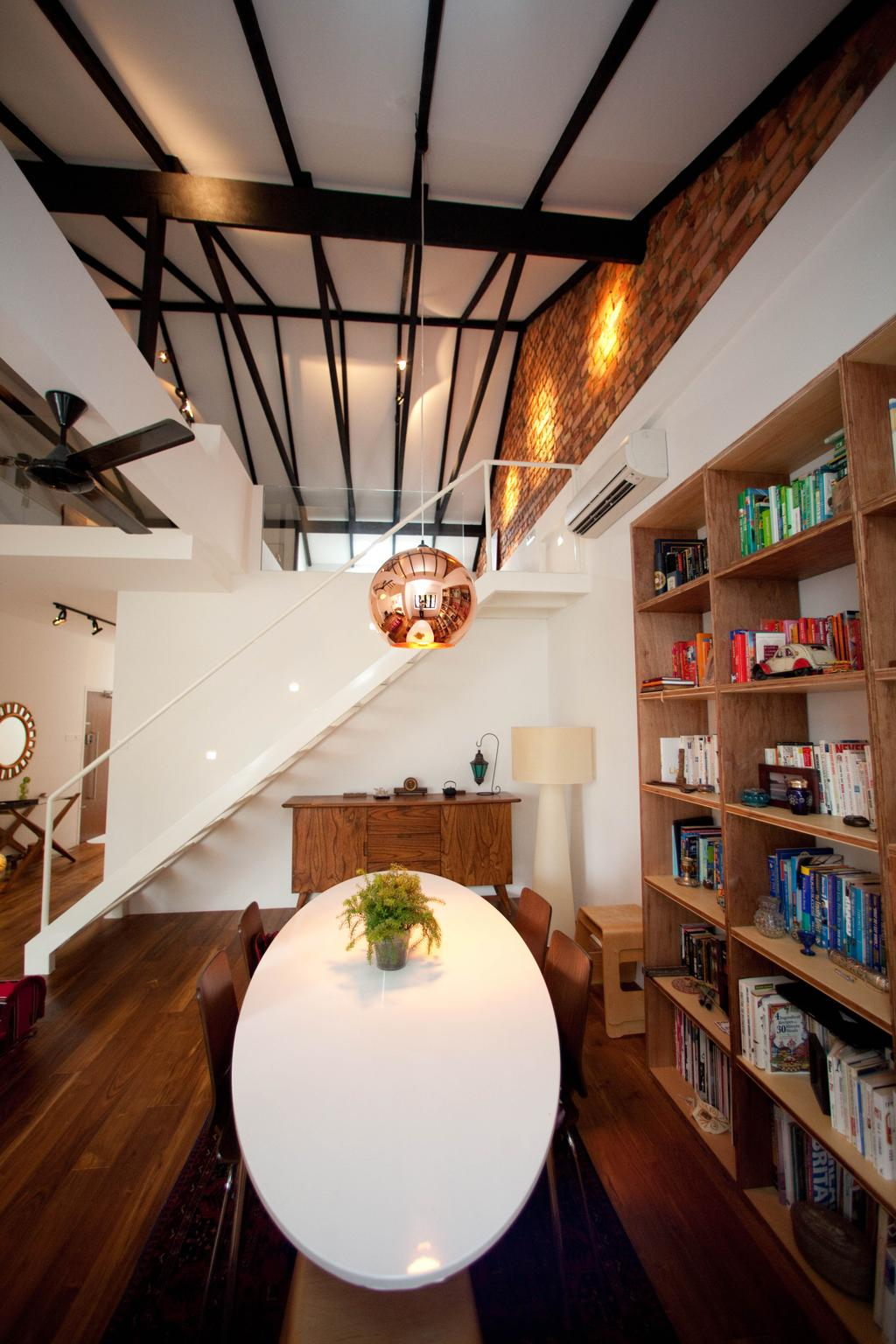 Contemporary, Landed, Everitt Road, Interior Designer, Create