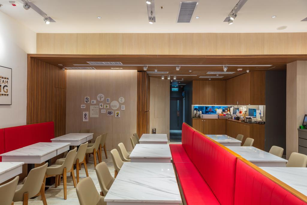 101 台式餐廳, 商用, 室內設計師, am PLUS