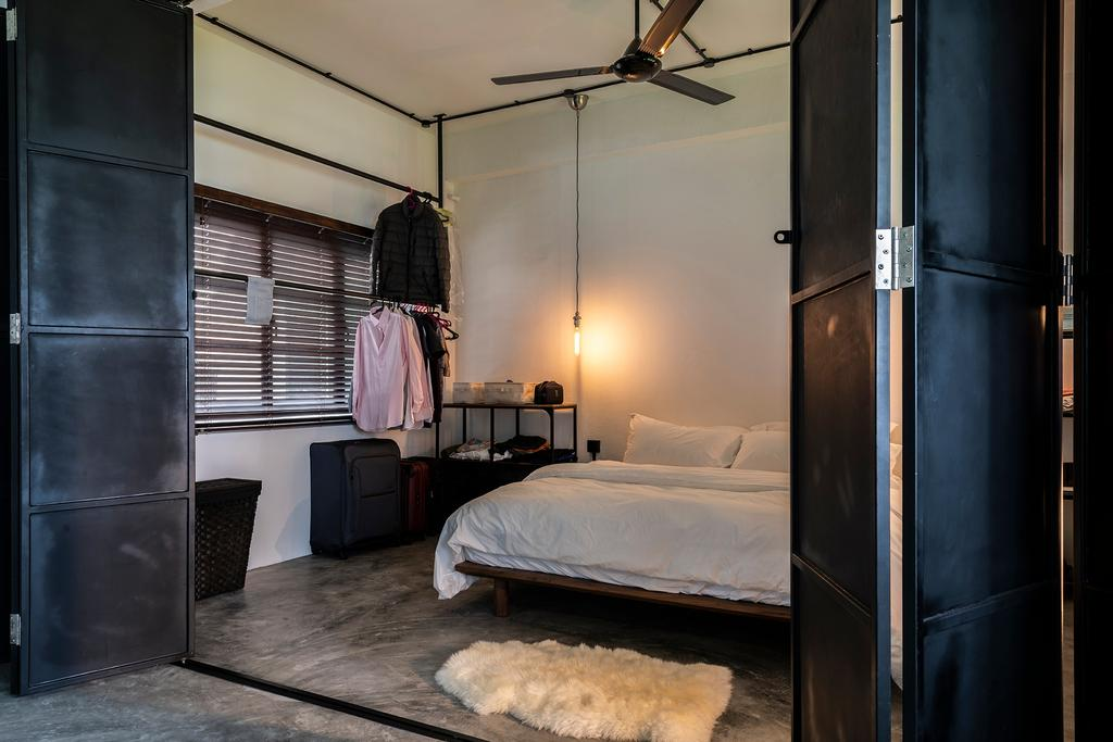 Industrial, Condo, Bedroom, Joo Chiat Road, Interior Designer, Fifth Avenue Interior
