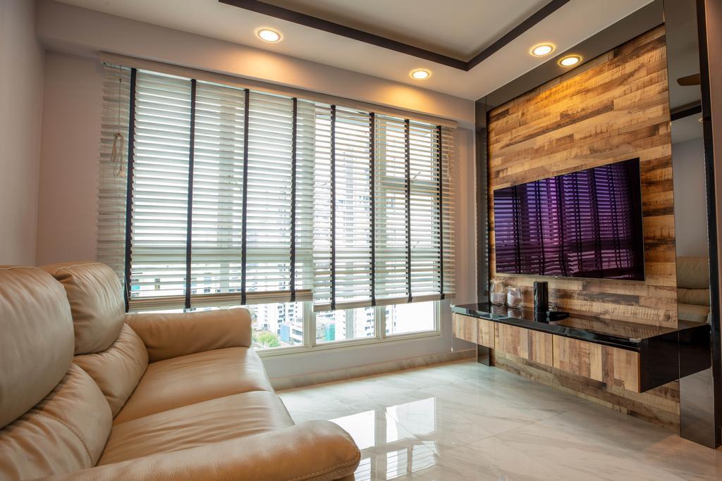 Modern, HDB, Living Room, McNair Road, Interior Designer, Interior Times