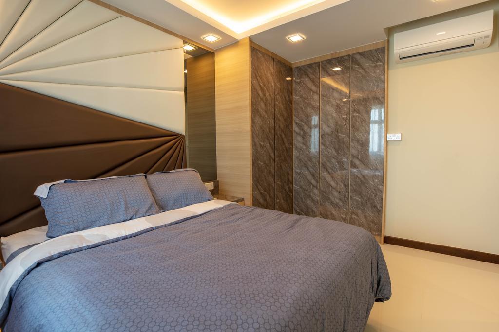Contemporary, HDB, Bedroom, Bedok, Interior Designer, Interior Times