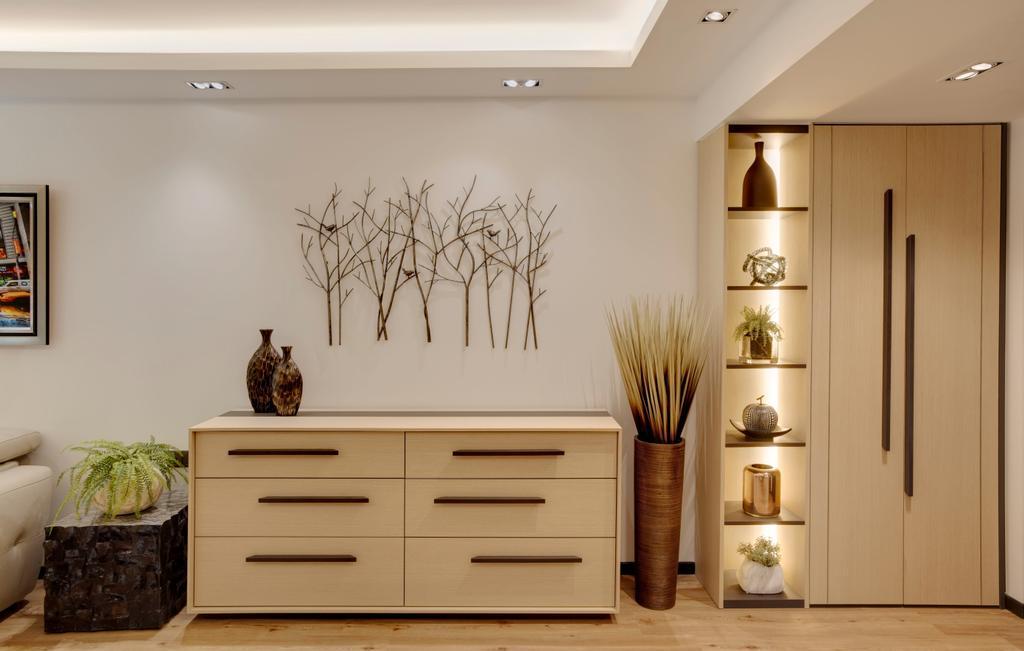 Modern, HDB, Living Room, Telok Blangah (Block 90A), Interior Designer, Juz Interior