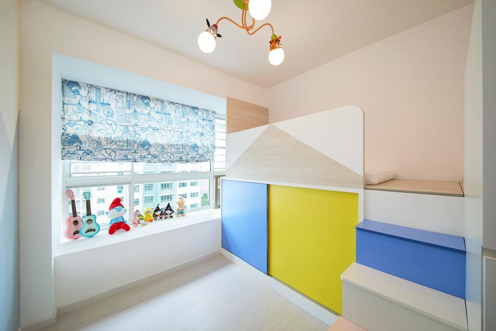 HDB, Ang Mo Kio Street 52, Interior Designer, Design 4 Space