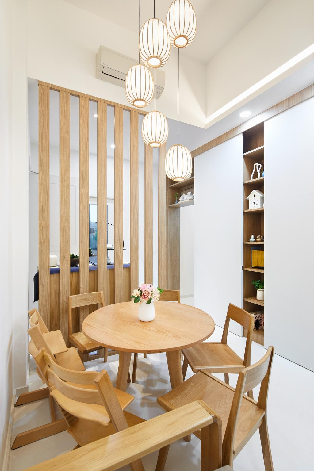 Modern, Condo, Dining Room, The Quinn, Interior Designer, Design 4 Space, Scandinavian