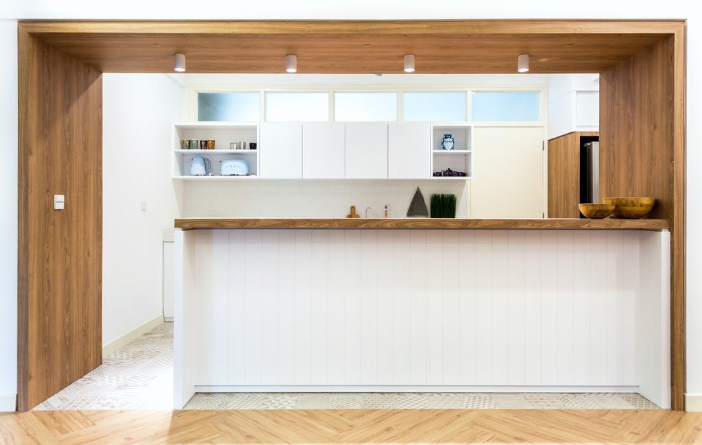 Contemporary, Condo, Kitchen, 9 Bukit Utama, Interior Designer, Pocket Square