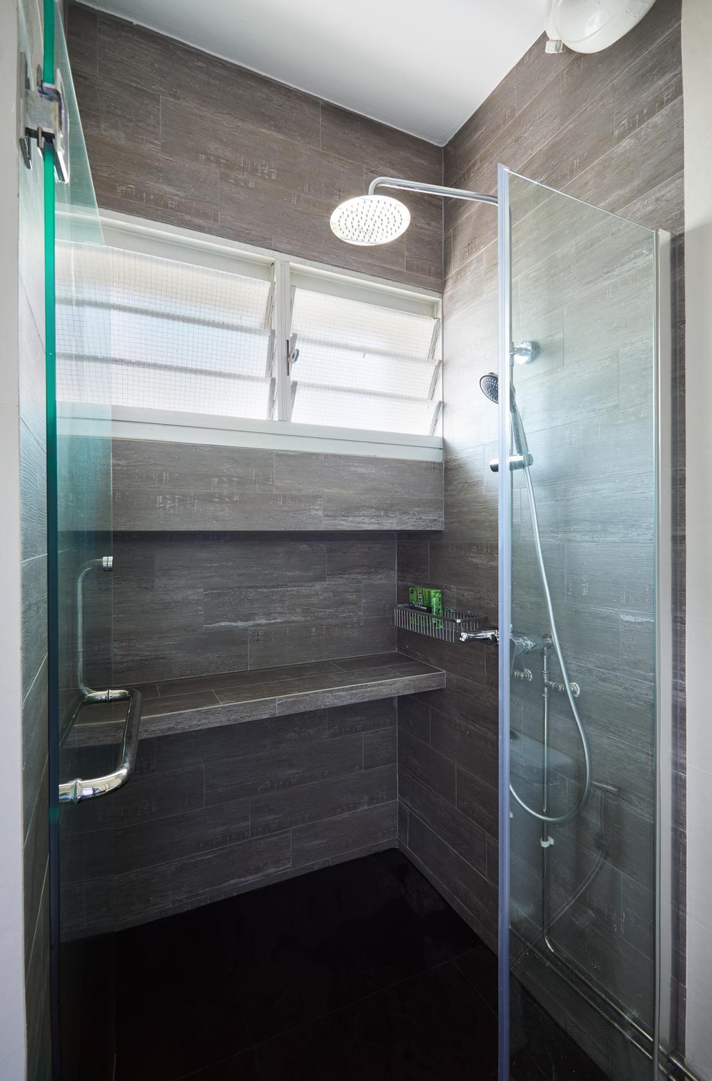 Industrial, HDB, Bathroom, Pasir Ris Street 71, Interior Designer, Design 4 Space