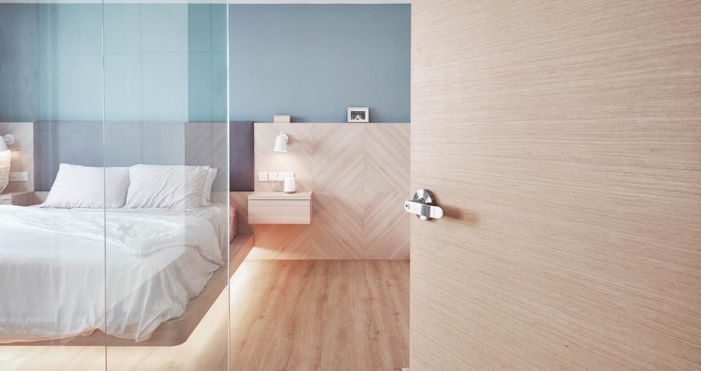 Scandinavian, HDB, Yishun Ring Road, Interior Designer, Lemonfridge Studio