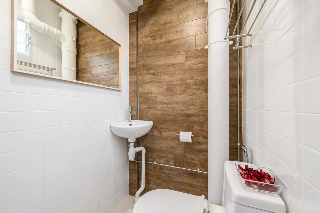 Modern, HDB, Bathroom, Simei Street 1, Interior Designer, Couple Abode