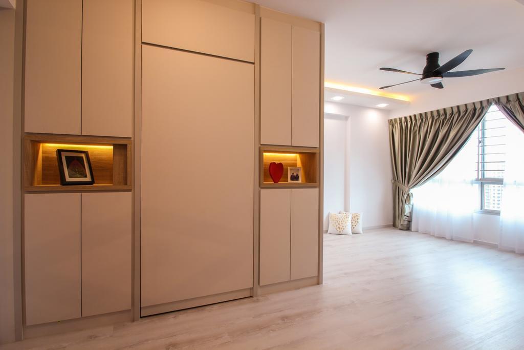 Modern, HDB, Living Room, Sumang Lane, Interior Designer, Couple Abode