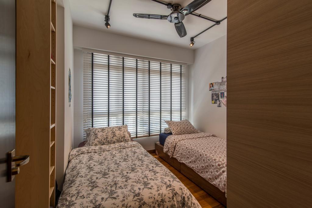 Contemporary, HDB, Anchorvale Crescent, Interior Designer, Couple Abode