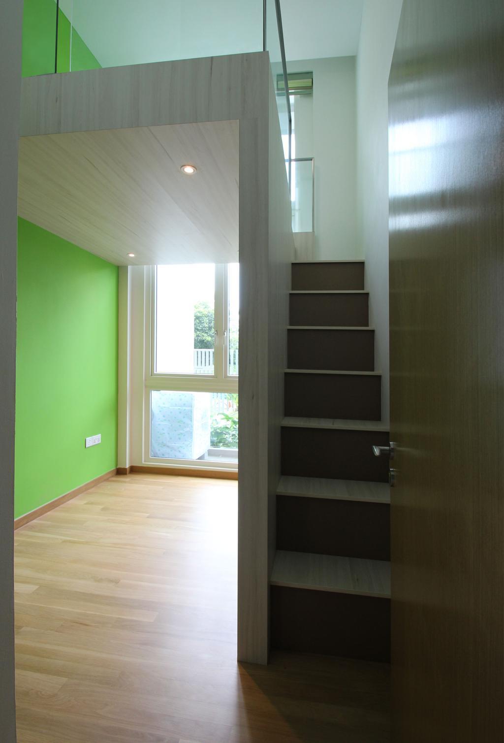 Modern, Condo, Waterfront @ Faber, Interior Designer, Couple Abode