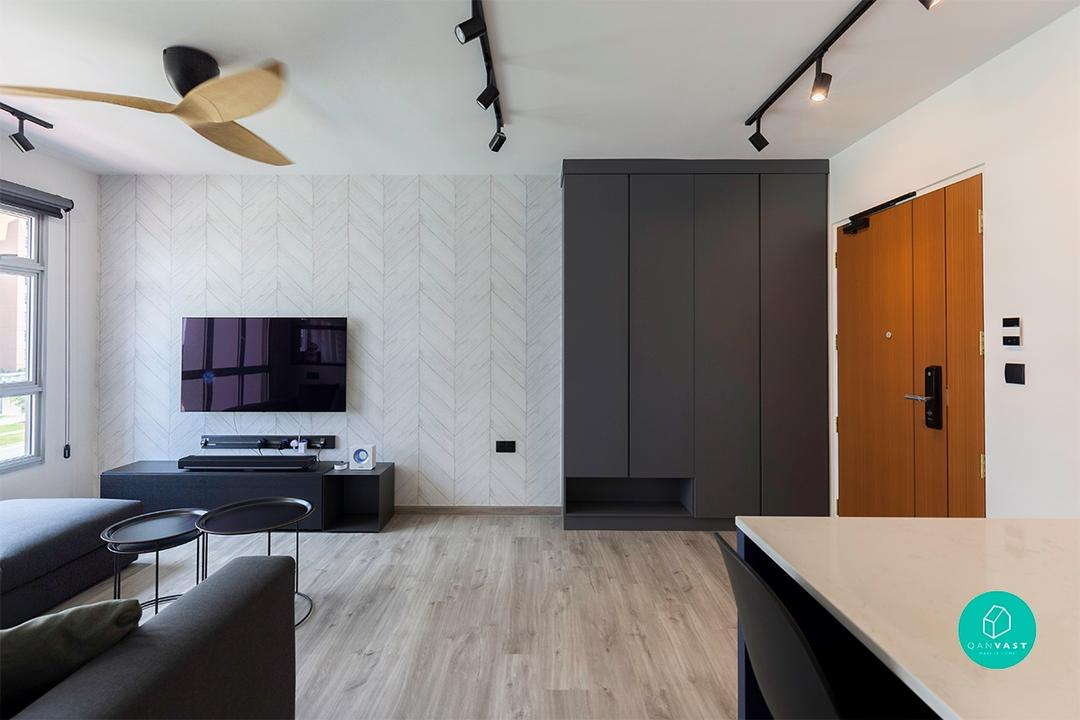 Contemporary Chic Apartment in Canberra by DreamCreations