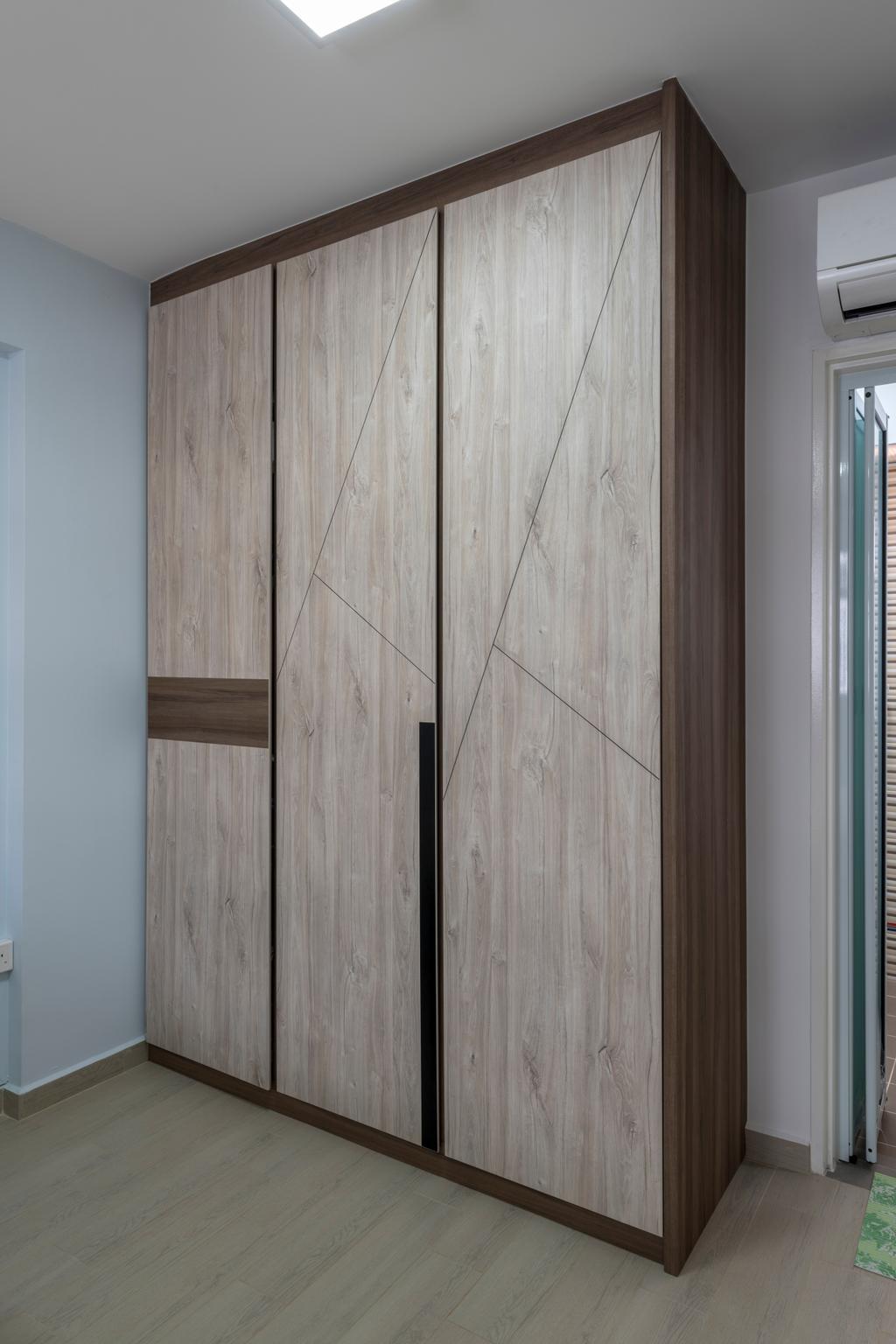 Contemporary, HDB, Bukit Batok Avenue 8, Interior Designer, Meter Square