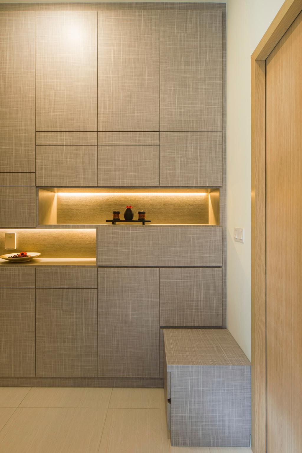Modern, Condo, Living Room, Boathouse Residences, Interior Designer, Cozy Ideas Interior Design