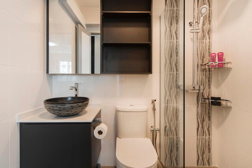 Minimalistic, HDB, Telok Blangah, Interior Designer, Cozy Ideas Interior Design