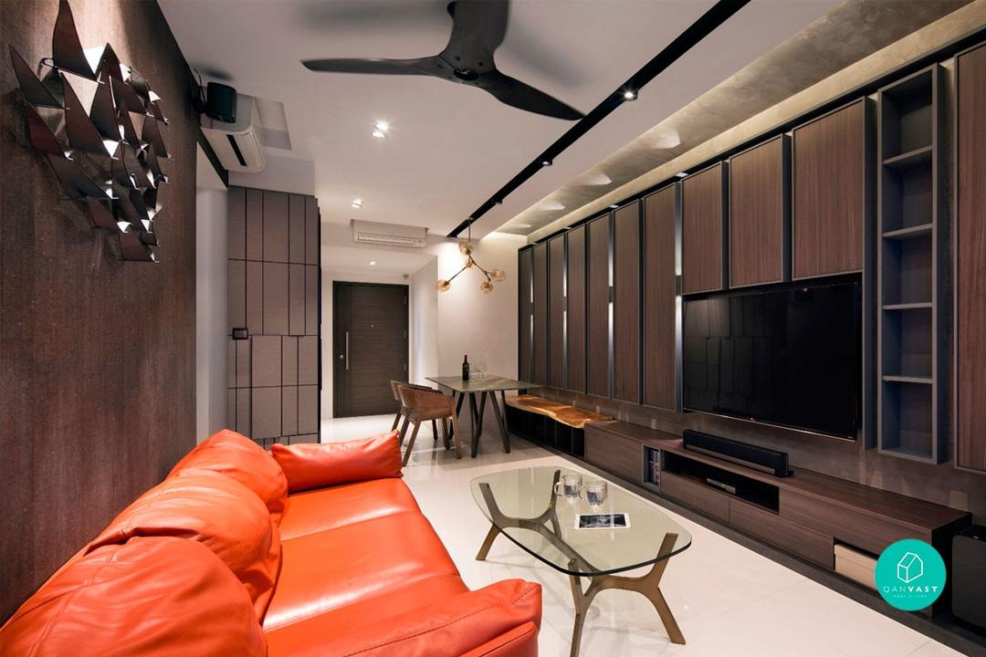 This Space-Savvy Home in Upper Serangoon Will Surprise You
