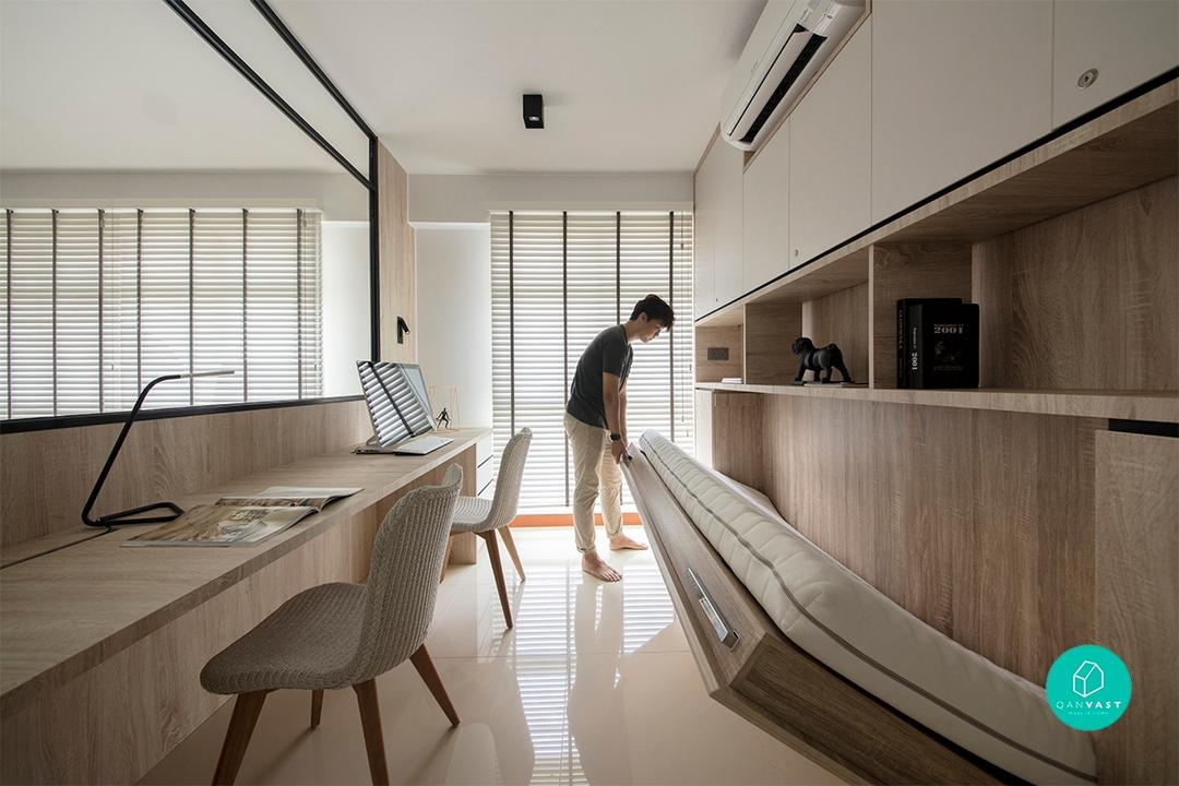Expensive Design Features Renovation Singapore