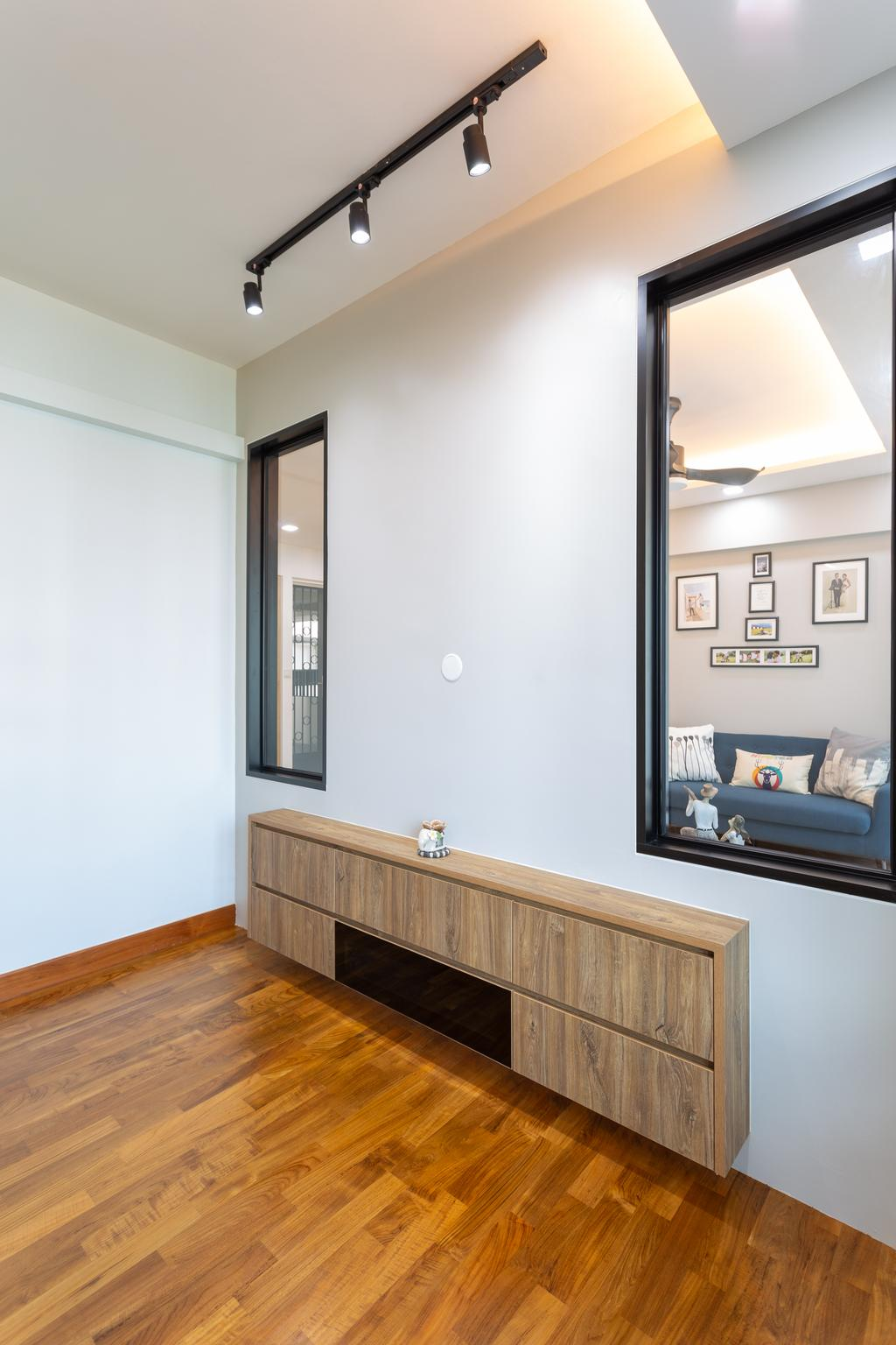 Contemporary, HDB, Living Room, Skyville @ Dawson, Interior Designer, Tan Studio