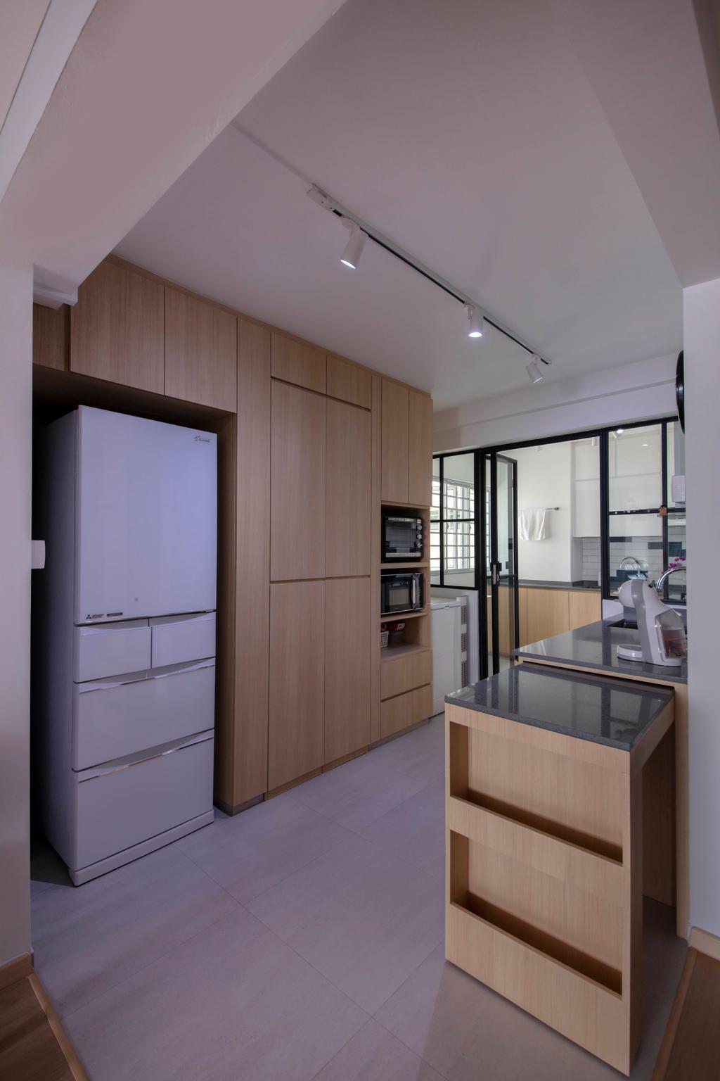 Contemporary, HDB, Jurong East Street 13, Interior Designer, Ascenders Design Studio