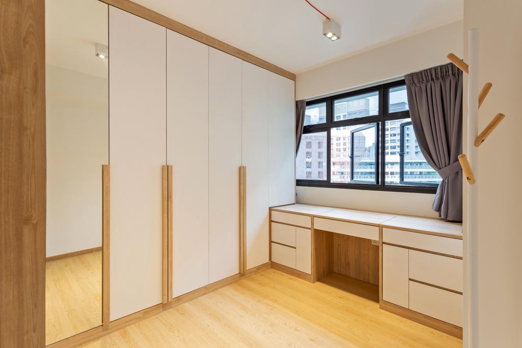 Industrial, HDB, Buangkok Crescent, Interior Designer, Posh Home, Modern