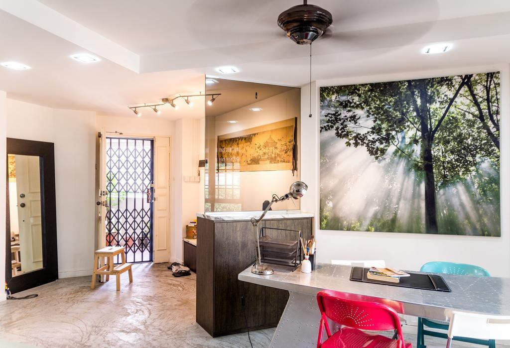 Eclectic, HDB, Anchorvale Lane, Interior Designer, Archive Design, Industrial