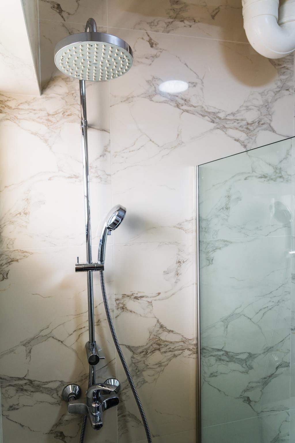 Modern, HDB, Bathroom, Geylang Serai, Interior Designer, Archive Design, Contemporary