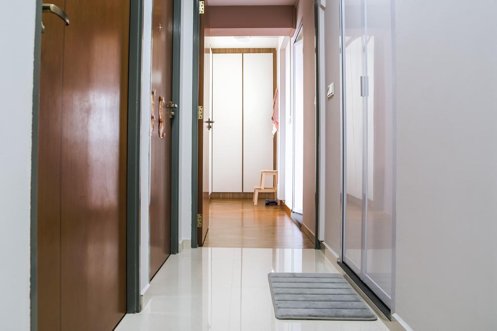 Modern, HDB, Living Room, Geylang Serai, Interior Designer, Archive Design, Contemporary