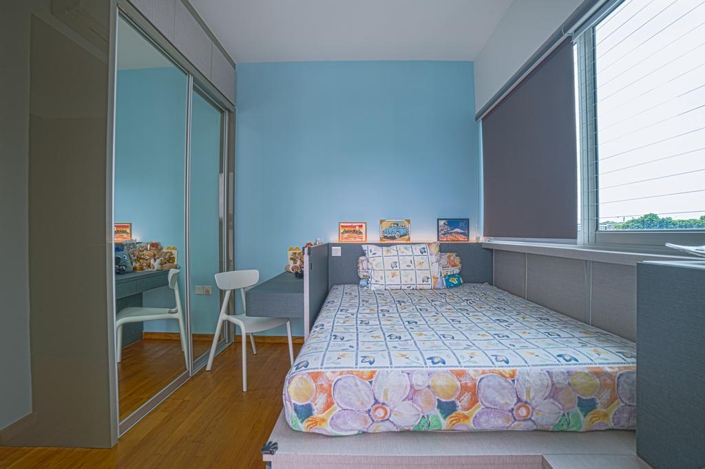 Contemporary, Condo, Bedroom, Jade Residences, Interior Designer, Archive Design