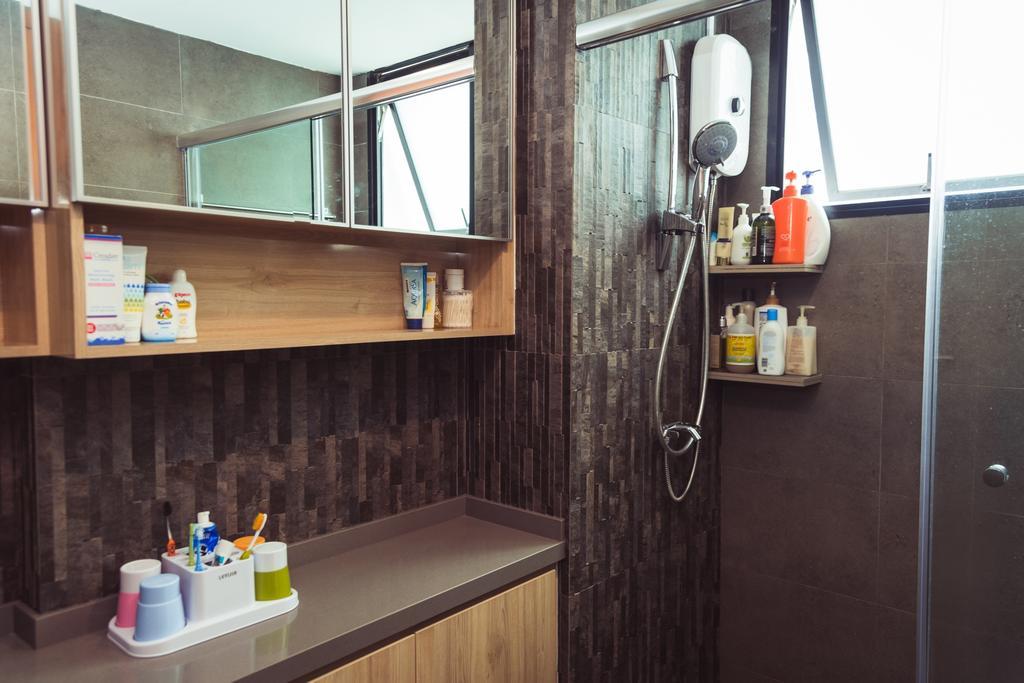 Contemporary, Condo, Bathroom, Central Grove, Interior Designer, Archive Design