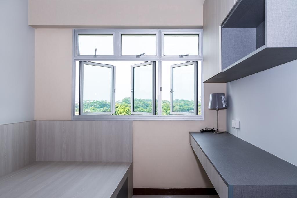 Contemporary, HDB, Bedroom, Canberra Street, Interior Designer, Archive Design