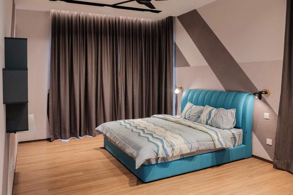 Modern, Condo, The Potpourri, Ara Damansara, Interior Designer, Y&L Concept Studio, Contemporary