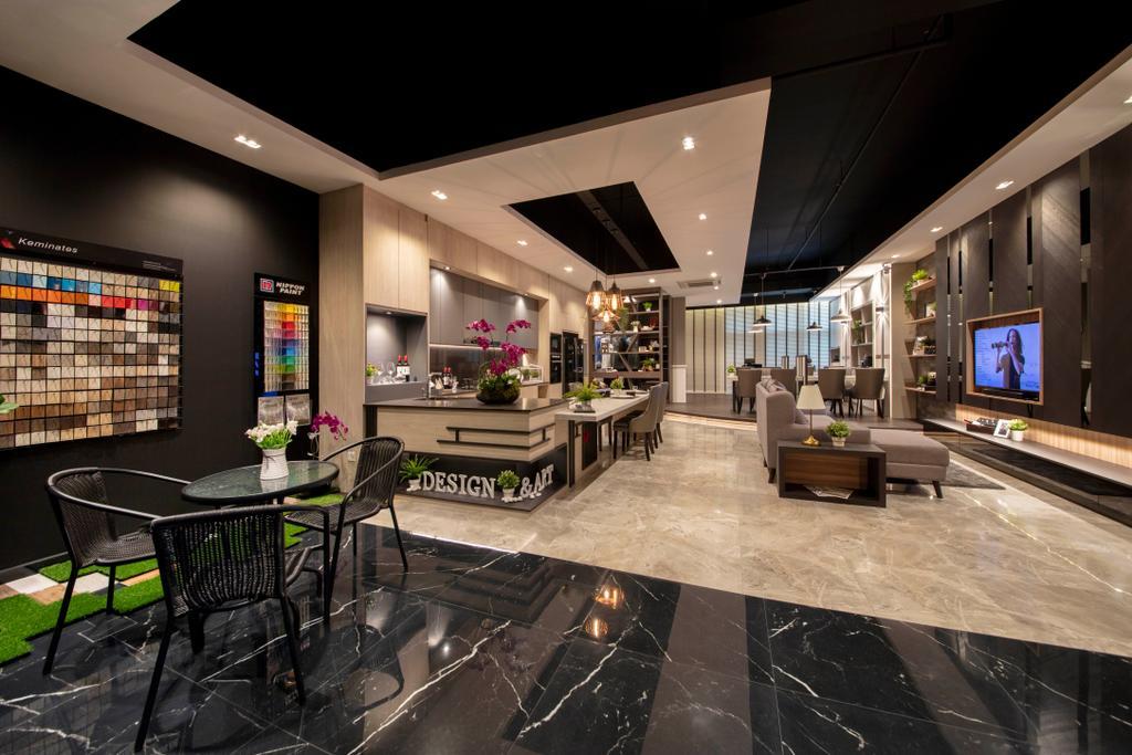 Woodlands Close, Commercial, Interior Designer, SHE Interior, Contemporary