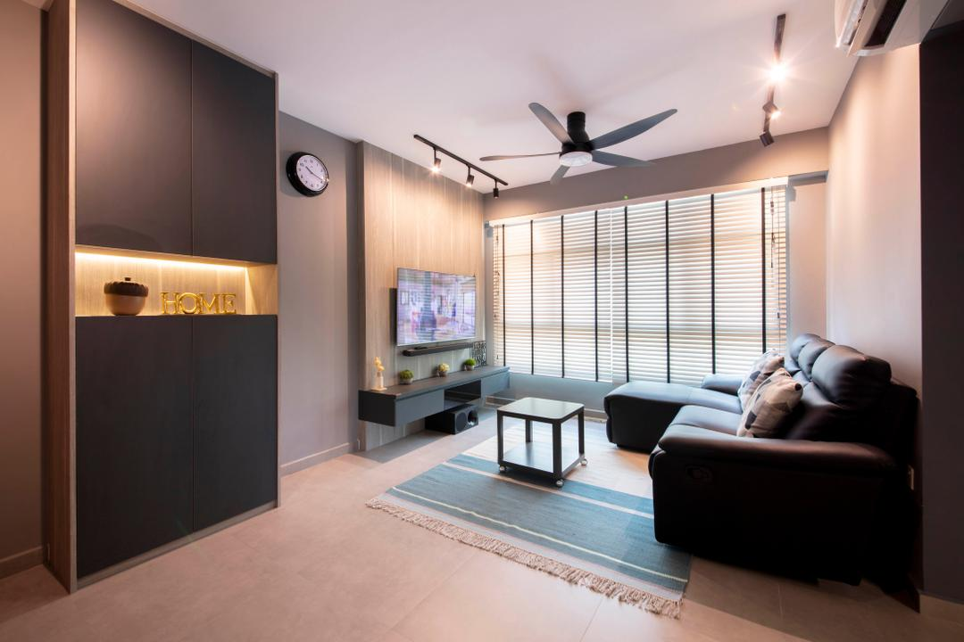 Tampines Street 45 by Posh Living Interior Design