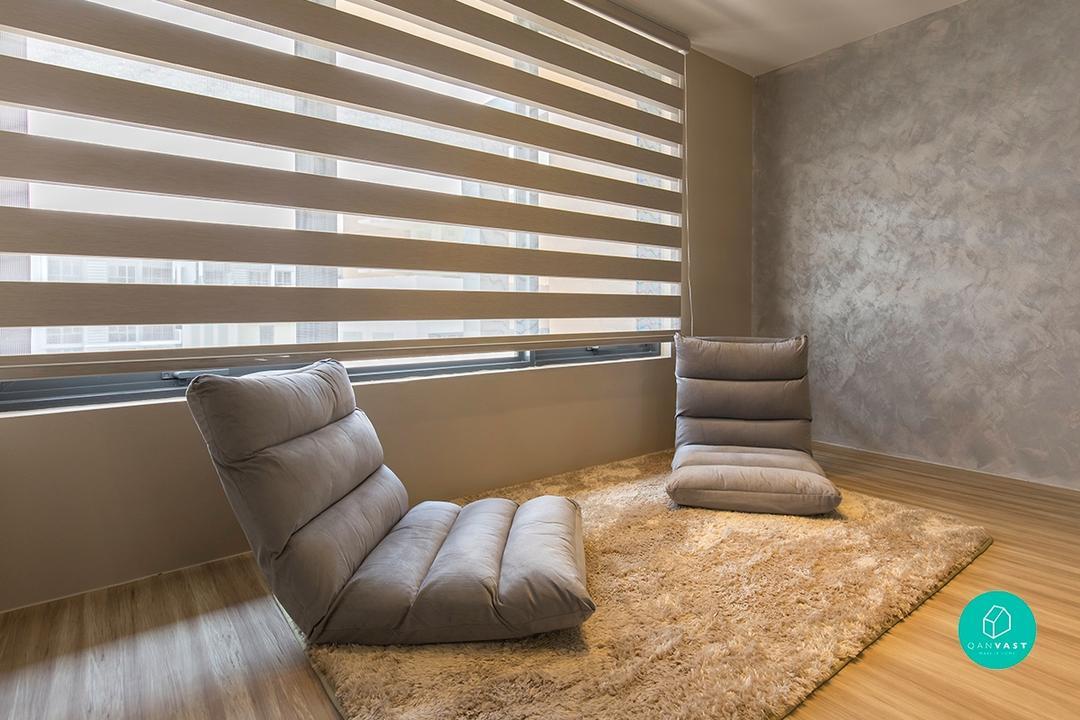 Aart Boxx Interior_ Brownstone