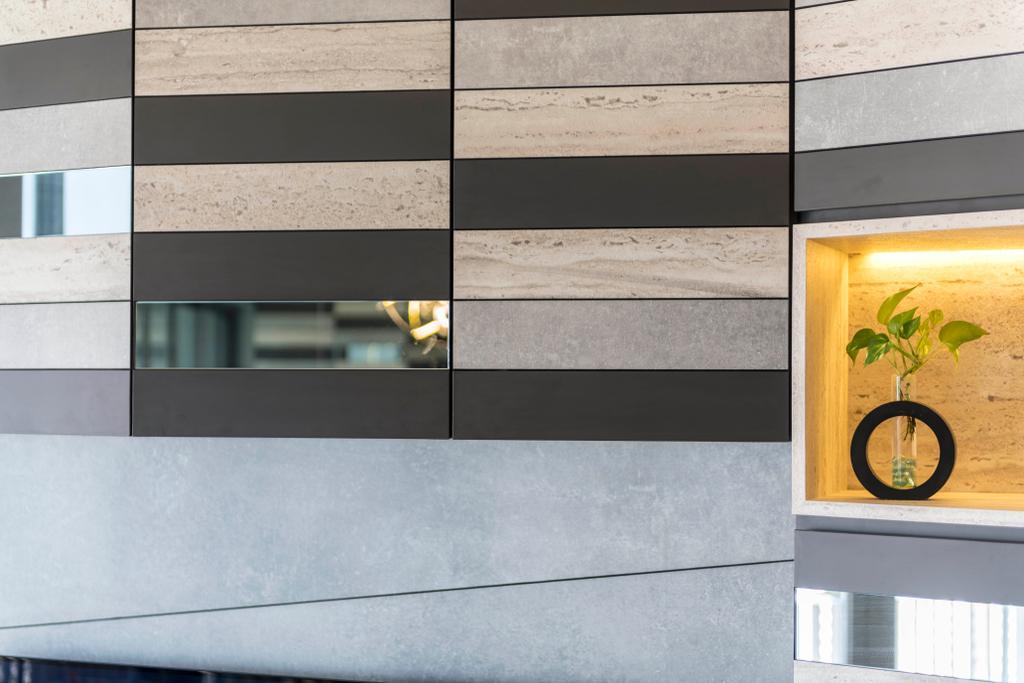Contemporary, Condo, Alex Residences, Interior Designer, D Initial Concept
