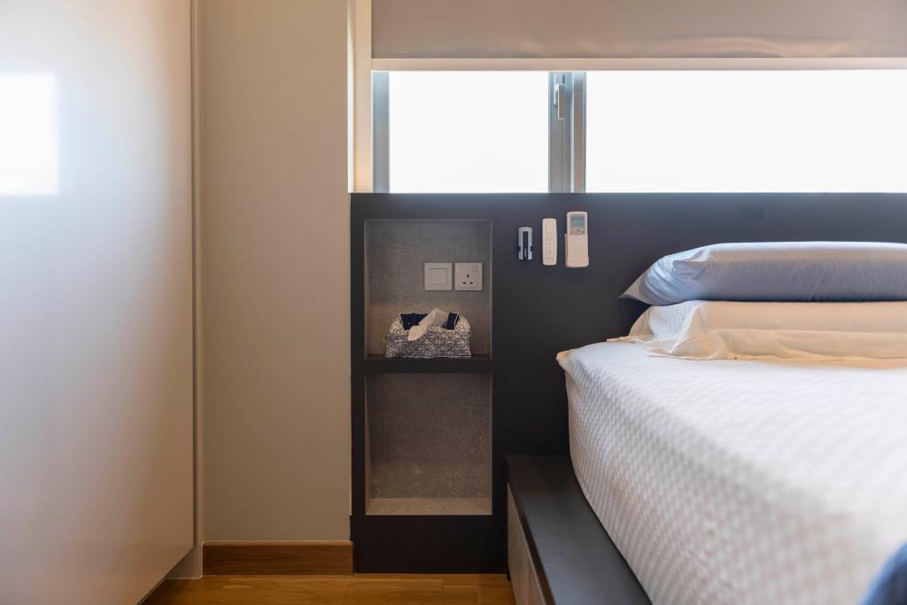 Contemporary, Condo, Bedroom, Alex Residences, Interior Designer, D Initial Concept