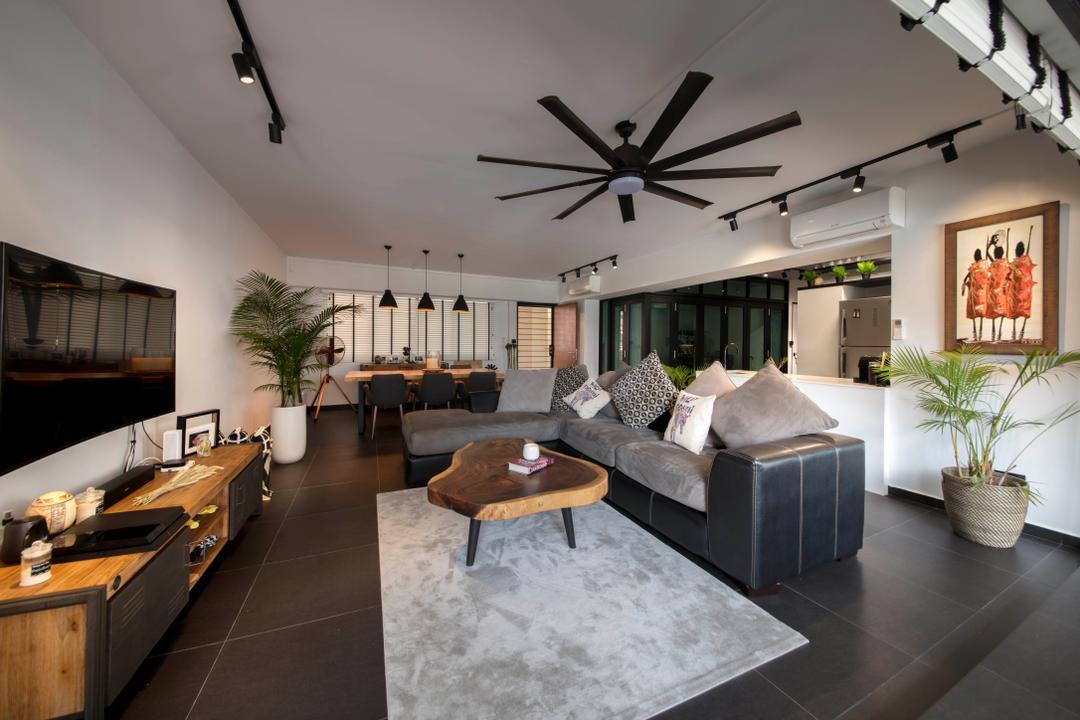 Elias Road Living Room Interior Design 7