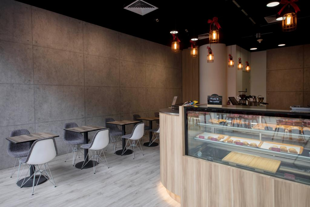 Piety Bakery & Cafe @ Beach Road, Commercial, Interior Designer, Aart Boxx Interior, Modern, Contemporary