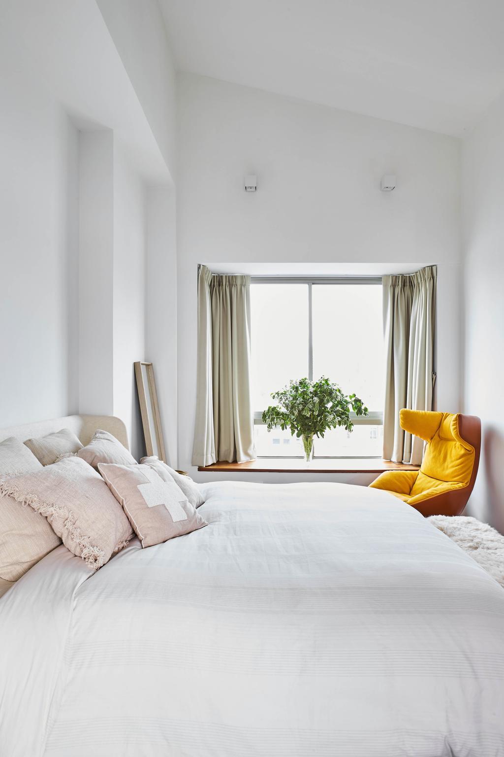 Contemporary, Condo, Bedroom, Haig Eleven, Interior Designer, Bowerman