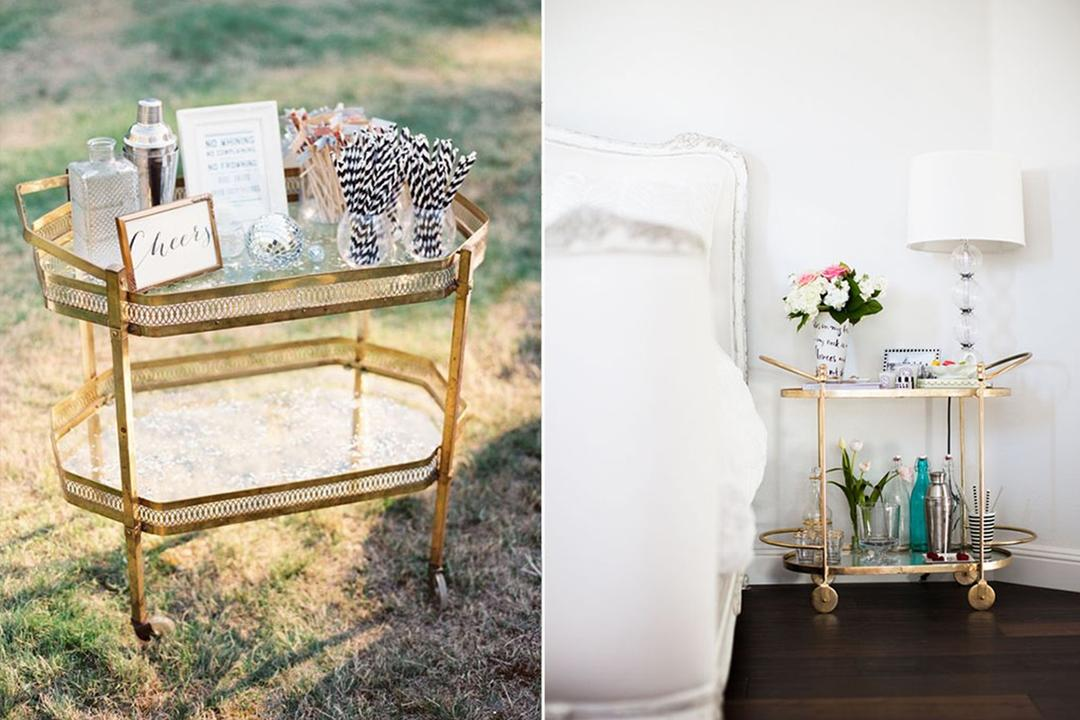 10 Ways to Re-Purpose Wedding Decor for Your Home 3