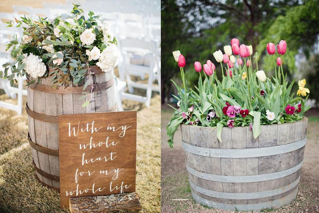How to Re-Use Your Wedding Decorations for Your Home