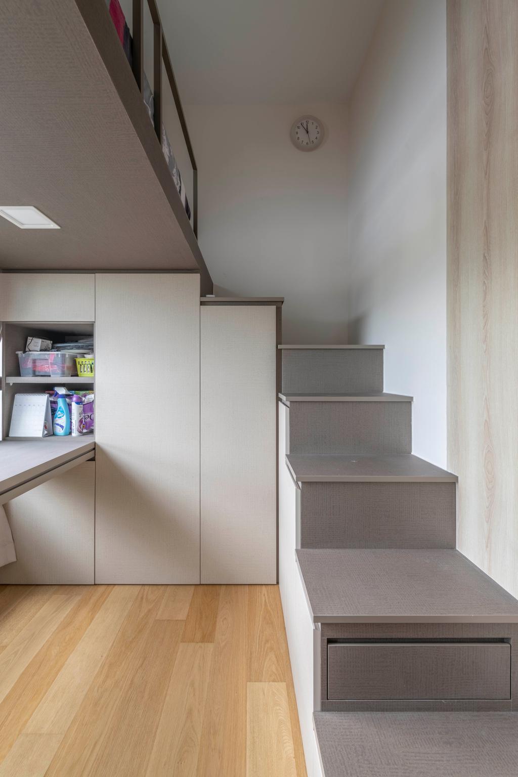 Modern, Condo, The Crest, Interior Designer, Space Concepts Design
