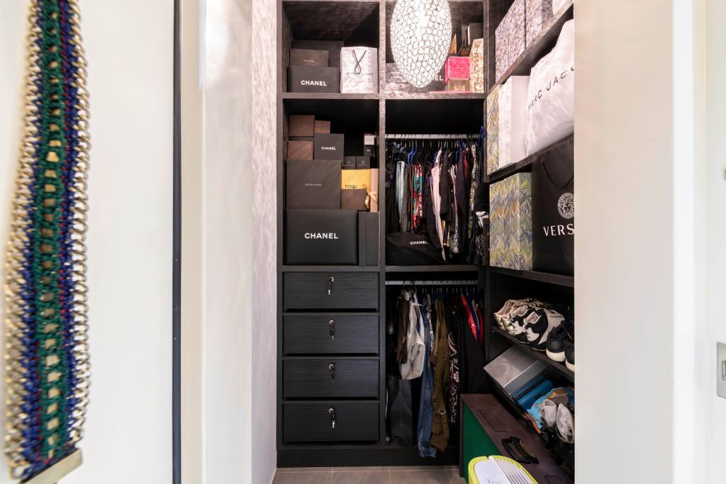Transitional, HDB, Yishun Avenue 4, Interior Designer, Hub One Builder