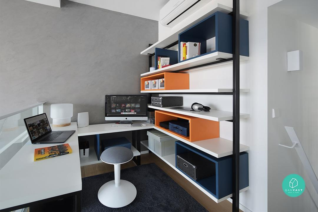 Steal These 8 Space-Saving Ideas from Your (Tiny) Neighbour