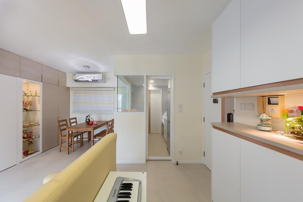簡約, 私家樓, 客廳, 海悅豪園, 室內設計師, 和生設計