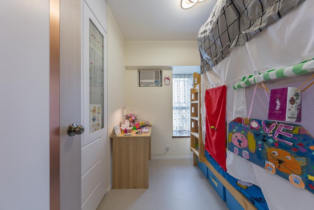 簡約, 私家樓, 睡房, 海悅豪園, 室內設計師, 和生設計