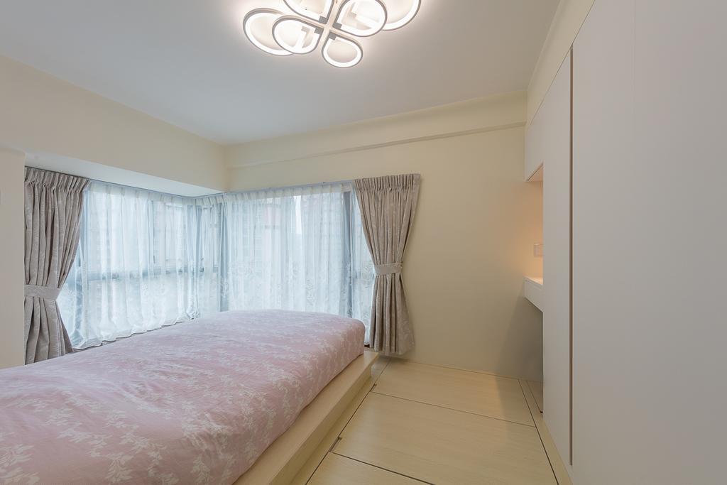 簡約, 私家樓, 海悅豪園, 室內設計師, 和生設計