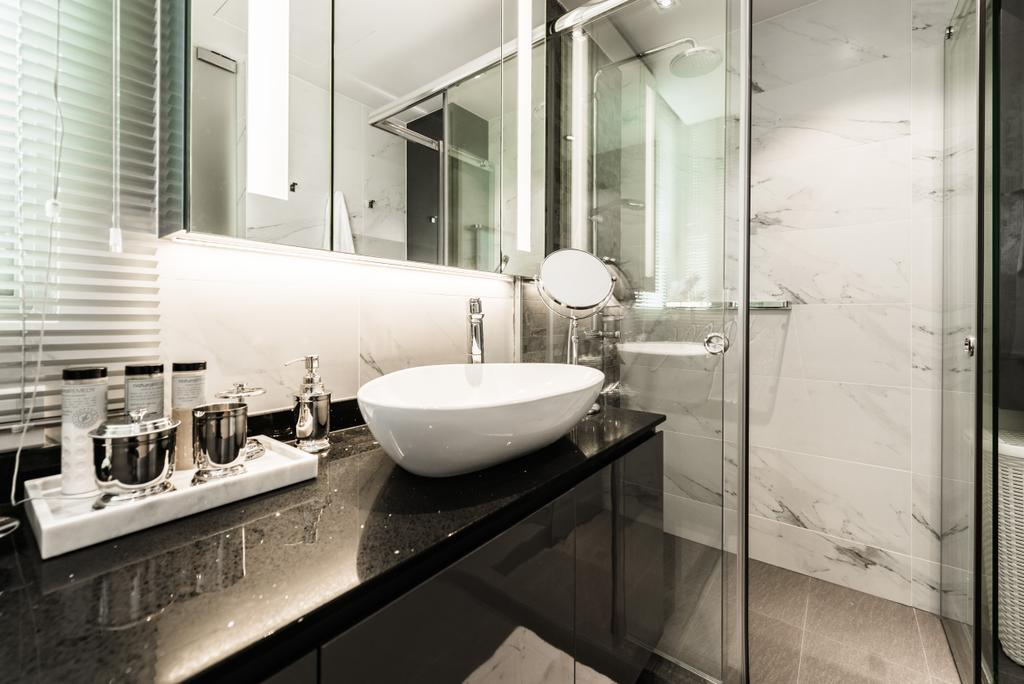 Modern, Condo, Bathroom, Lakeshore, Interior Designer, Mr Shopper Studio
