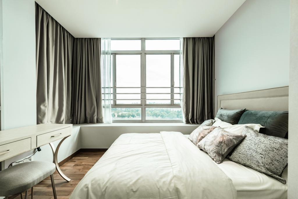 Modern, Condo, Bedroom, Lakeshore, Interior Designer, Mr Shopper Studio