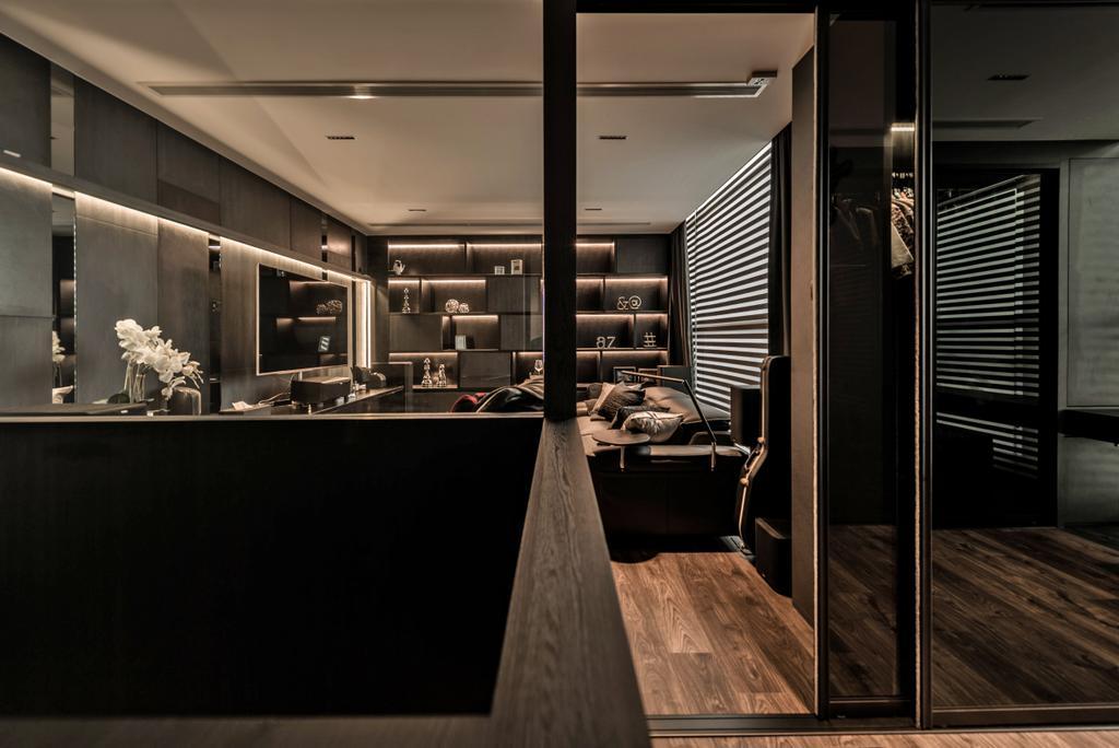 Modern, Condo, Bedroom, Lakeshore, Interior Designer, Mr Shopper Studio